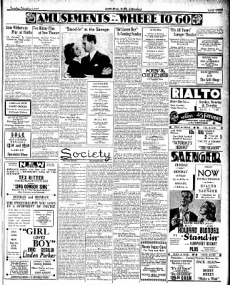Hope Star from Hope, Arkansas on December 4, 1937 · Page 3