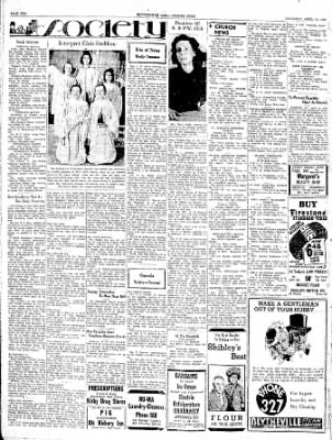 The Courier News from Blytheville, Arkansas on April 13, 1940 · Page 2