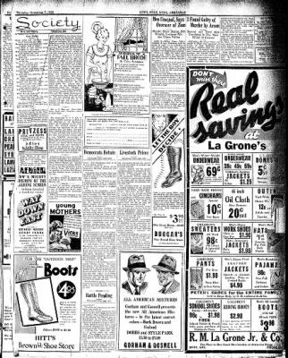 Hope Star from Hope, Arkansas on November 7, 1935 · Page 3