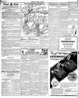 Hope Star from Hope, Arkansas on December 10, 1937 · Page 2