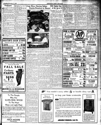 Hope Star from Hope, Arkansas on November 7, 1935 · Page 5