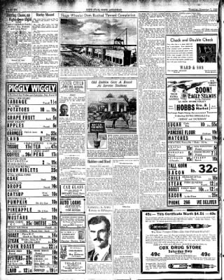 Hope Star from Hope, Arkansas on November 7, 1935 · Page 6