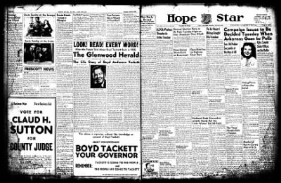 Hope Star from Hope, Arkansas on July 28, 1952 · Page 4