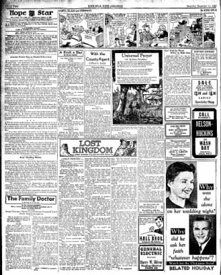 Hope Star from Hope, Arkansas on December 11, 1937 · Page 2