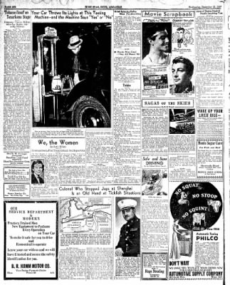 Hope Star from Hope, Arkansas on December 15, 1937 · Page 6