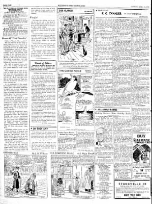 The Courier News from Blytheville, Arkansas on April 16, 1940 · Page 4