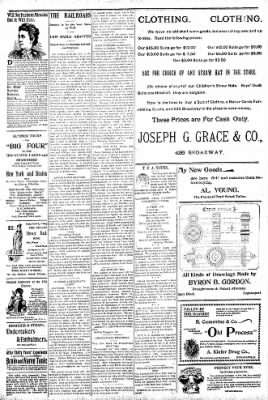 Logansport Pharos-Tribune from Logansport, Indiana on September 13, 1896 · Page 3