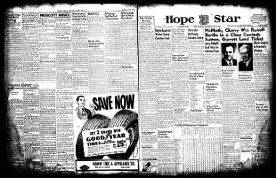 Hope Star from Hope, Arkansas on July 30, 1952 · Page 4