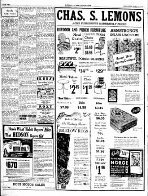 The Courier News from Blytheville, Arkansas on April 17, 1940 · Page 2