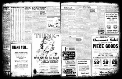 Hope Star from Hope, Arkansas on July 30, 1952 · Page 11