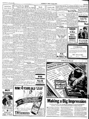 The Courier News from Blytheville, Arkansas on April 17, 1940 · Page 5