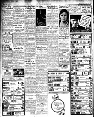 Hope Star from Hope, Arkansas on November 21, 1935 · Page 6