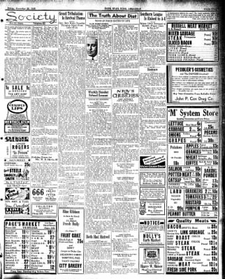 Hope Star from Hope, Arkansas on November 22, 1935 · Page 3