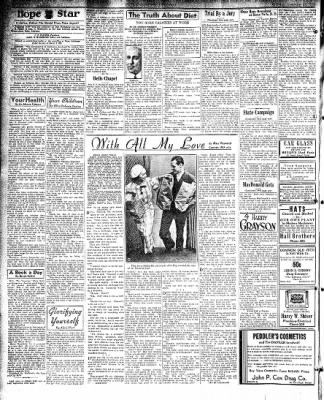 Hope Star from Hope, Arkansas on November 23, 1935 · Page 2