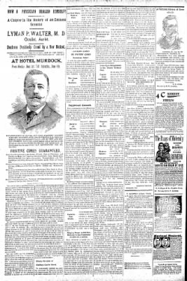 Logansport Pharos-Tribune from Logansport, Indiana on May 30, 1896 · Page 2