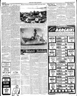 Hope Star from Hope, Arkansas on December 27, 1937 · Page 6