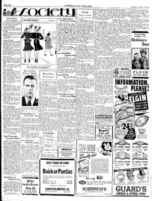 The Courier News from Blytheville, Arkansas on April 19, 1940 · Page 2