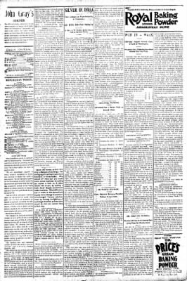Logansport Pharos-Tribune from Logansport, Indiana on September 13, 1896 · Page 4