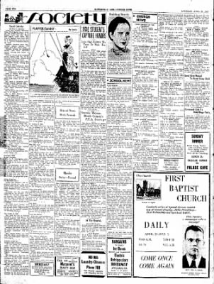 The Courier News from Blytheville, Arkansas on April 20, 1940 · Page 2