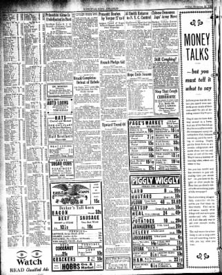 Hope Star from Hope, Arkansas on November 29, 1935 · Page 8