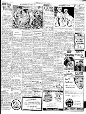 The Courier News from Blytheville, Arkansas on April 20, 1940 · Page 3