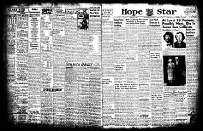 Hope Star from Hope, Arkansas on August 4, 1952 · Page 6