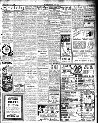 Hope Star from Hope, Arkansas on December 5, 1935 · Page 3
