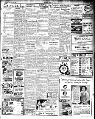 Hope Star from Hope, Arkansas on December 6, 1935 · Page 3