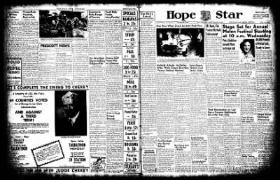 Hope Star from Hope, Arkansas on August 5, 1952 · Page 5