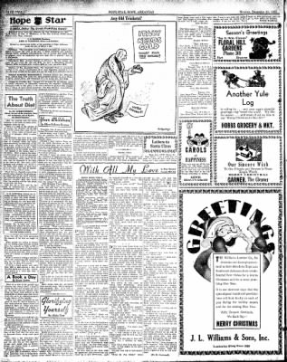 Hope Star from Hope, Arkansas on December 23, 1935 · Page 2