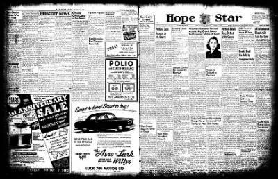 Hope Star from Hope, Arkansas on August 7, 1952 · Page 4