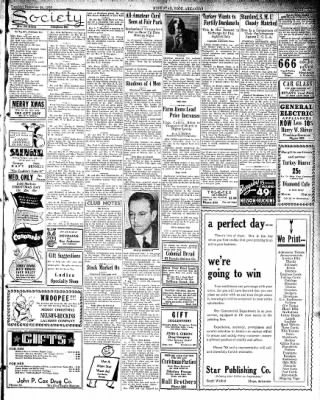 Hope Star from Hope, Arkansas on December 24, 1935 · Page 3
