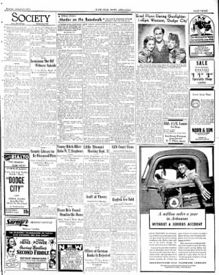Hope Star from Hope, Arkansas on August 21, 1939 · Page 3