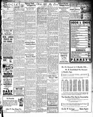 Hope Star from Hope, Arkansas on December 30, 1935 · Page 3