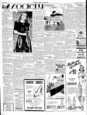 The Courier News from Blytheville, Arkansas on April 25, 1940 · Page 4