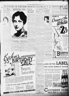 Oakland Tribune from Oakland, California on June 1, 1934 · Page 9