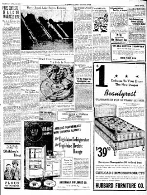 The Courier News from Blytheville, Arkansas on April 25, 1940 · Page 7