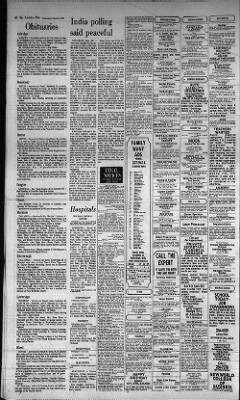 The Anniston Star from Anniston, Alabama on March 16, 1977