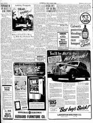 The Courier News from Blytheville, Arkansas on April 25, 1940 · Page 12