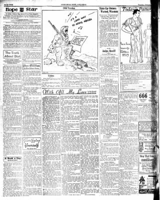 Hope Star from Hope, Arkansas on January 7, 1936 · Page 2