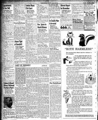 Hope Star from Hope, Arkansas on December 9, 1941 · Page 2