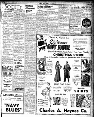 Hope Star from Hope, Arkansas on December 9, 1941 · Page 3