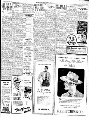 The Courier News from Blytheville, Arkansas on April 26, 1940 · Page 3