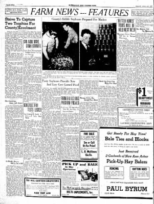 The Courier News from Blytheville, Arkansas on April 26, 1940 · Page 4