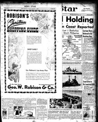 Hope Star from Hope, Arkansas on December 11, 1941 · Page 9