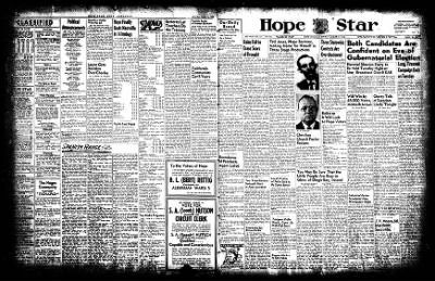 Hope Star from Hope, Arkansas on August 11, 1952 · Page 5