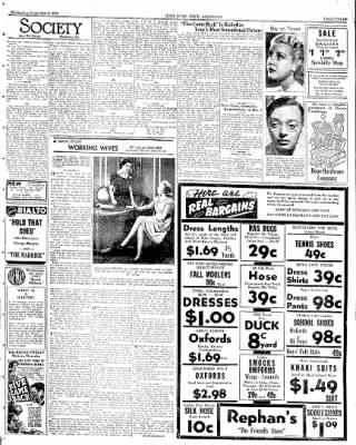Hope Star from Hope, Arkansas on September 6, 1939 · Page 3