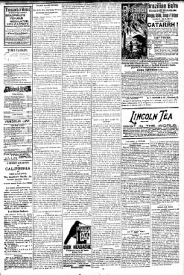 Logansport Pharos-Tribune from Logansport, Indiana on September 13, 1896 · Page 7