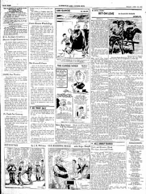 The Courier News from Blytheville, Arkansas on April 26, 1940 · Page 8