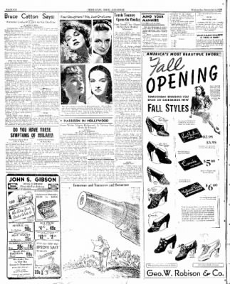 Hope Star from Hope, Arkansas on September 6, 1939 · Page 6